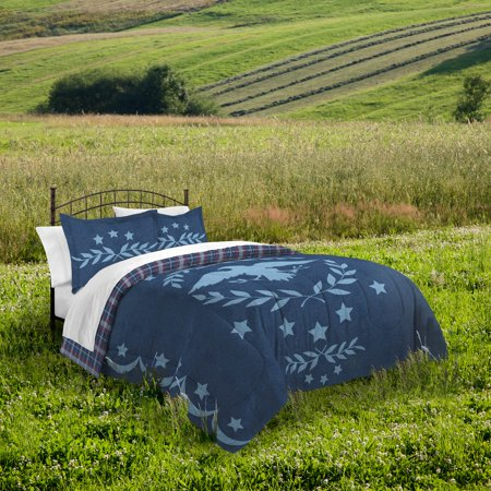 Image of Destinations Independence Eagle Comforter and Sham Set