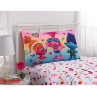 Trolls Love the Beat Kids Bedding Sheet Set