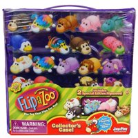 Flip a Zoo? Collector's Case 3 pc Pack