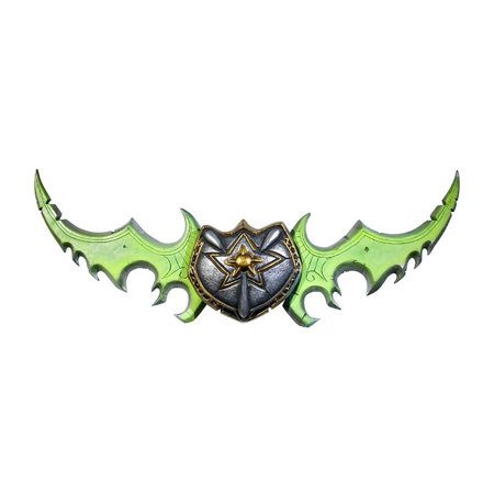 World Of Warcraft Warglaive Of Azzinoth Weapon Costume Accessory