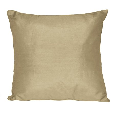 Kashi Home Holly Faux Silk Pillow