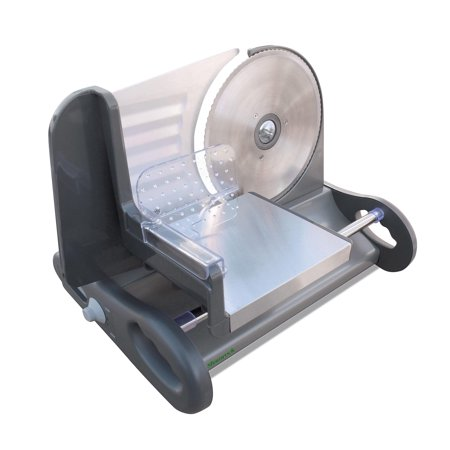 Shamrock X Large 8 5 Stainless Steel Food Slicer W Speed Control
