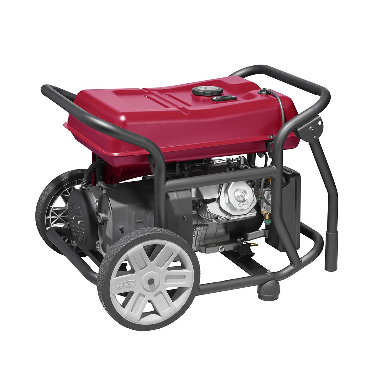 Powermate 8000 Watt Portable Generator, 49 State - 10000001785