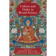 Culture and Order in World Politics - eBook