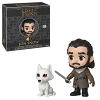 Funko 5 Star Game of Thrones: Jon Snow (S10), Vinyl Figure