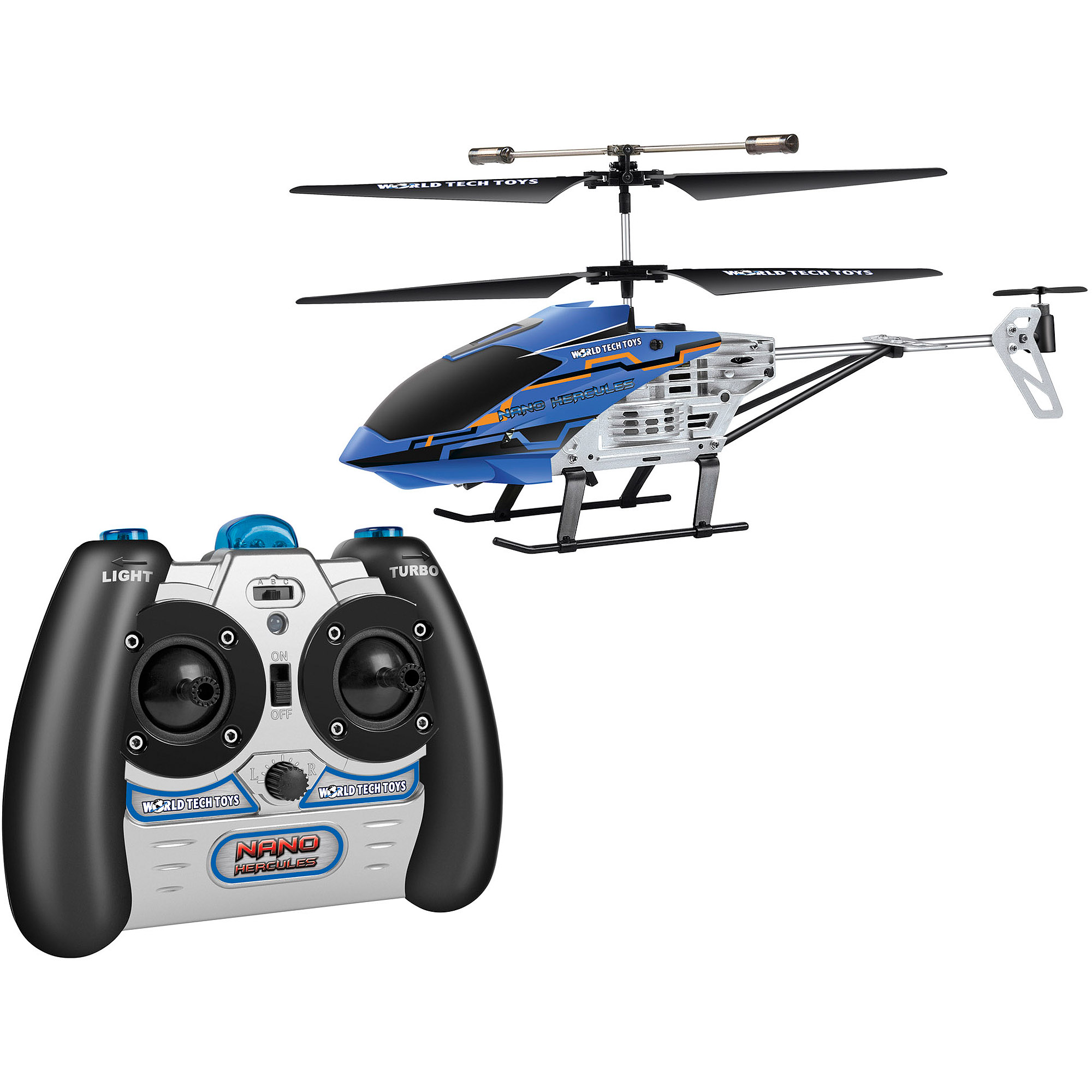 World Tech Toys 3.5CH Gyro Nano Hercules IR Helicopter