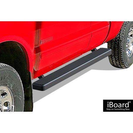 iBoard Running Board For Ford F-250/F-350 Super Duty Super Cab 4 Full Size Door