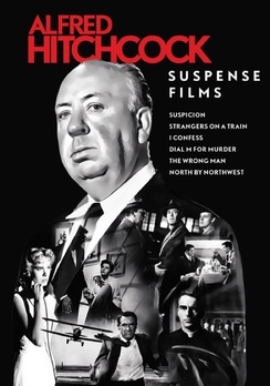 Alfred Hitchcock Suspense Films Collection (DVD) by WARNER HOME VIDEO