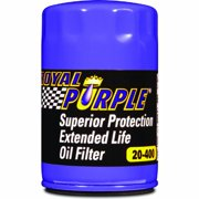 Royal Purple Extended Life Oil Filter 20-400, Engine Oil Filter for Ford, Mazda and Mercury