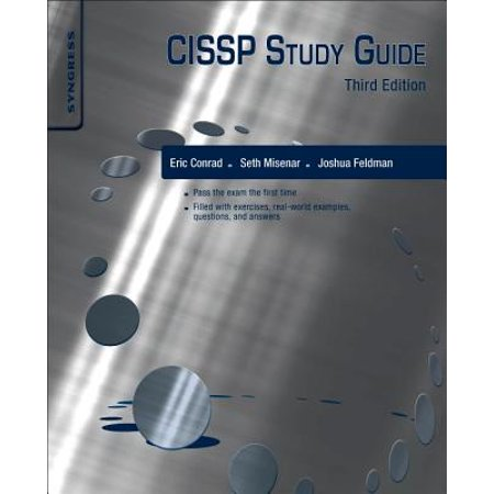 CISSP Study Guide (Best Cissp Study Guide)