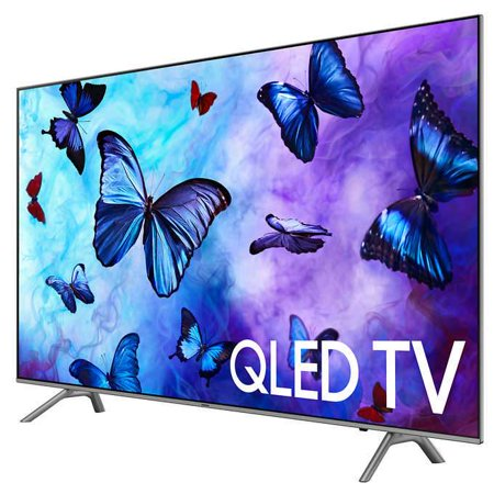 "REFURBISHED - Samsung 55"" Class (54.6"" Diag.) 4K UHD QLED LED TV (QN55Q65FN) - image 8 of 8"