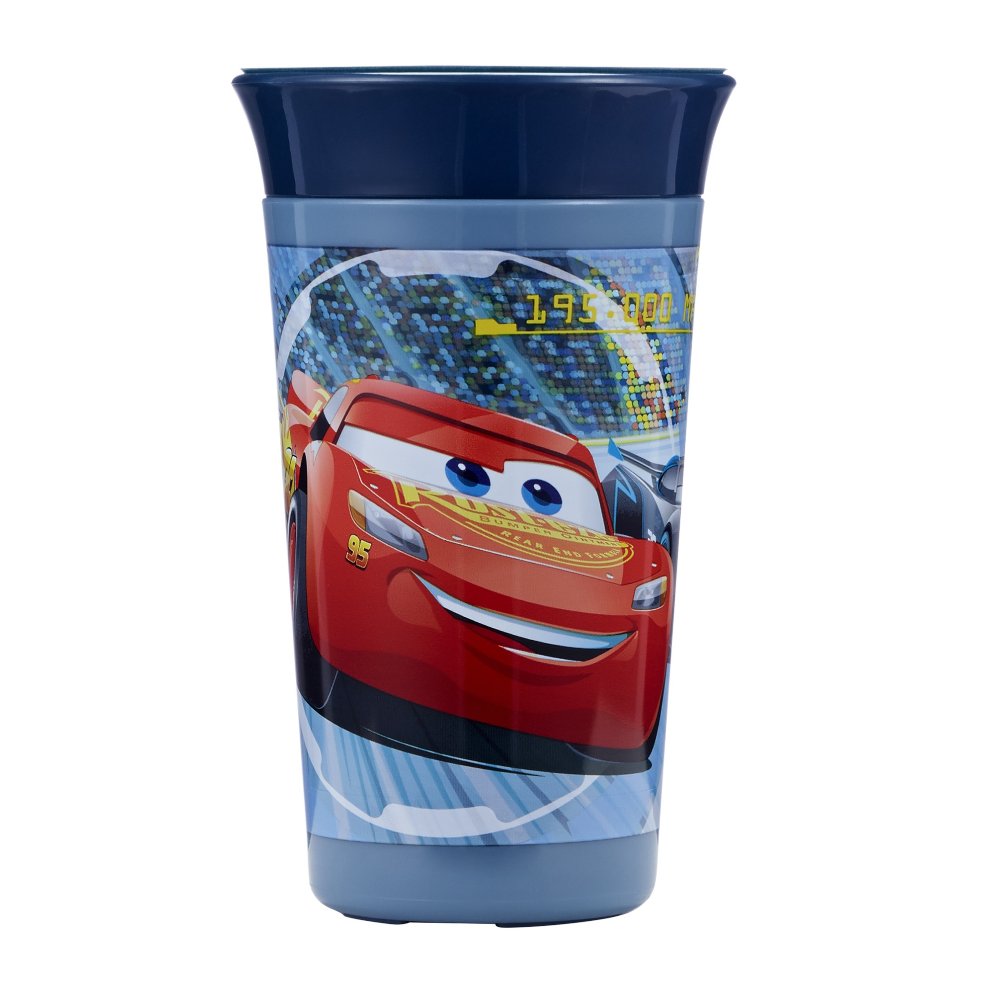 The First Years Disney Pixar Simply Spoutless Sippy Cup - Cars 3