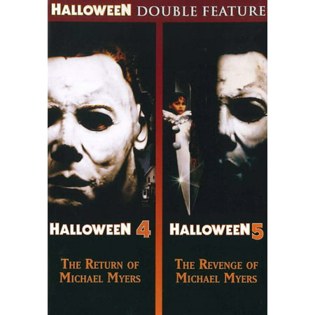 HALLOWEEN 4/HALLOWEEN 5 (List Of All The Halloween Movies)