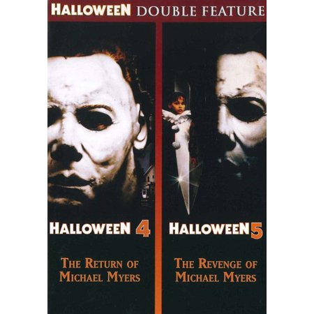 HALLOWEEN 4/HALLOWEEN 5 - Child Appropriate Halloween Movies