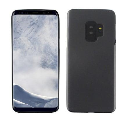 MUNDAZE Black Candy Skin Flexible TPU Case For Samsung Galaxy S9 Phone