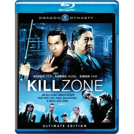 Kill Zone (Blu-ray)