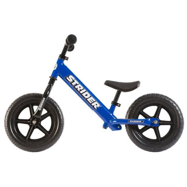 STRIDER 12 Classic Balance Bike, Blue