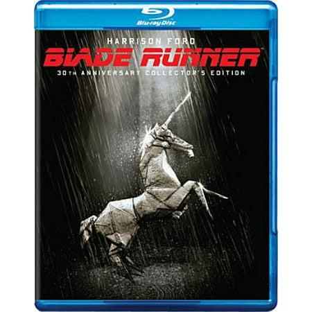 Blade Runner: 30th Anniversary (Blu-ray + DVD + Spinner Replica))