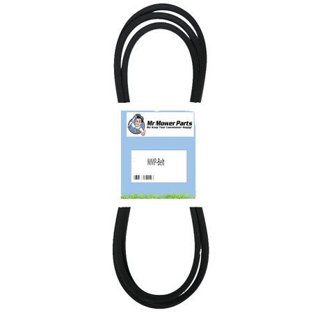 Mr Mower Parts Lawn Mower Belt 4L340 For Ariens: 07211100; Gravely: 036880; Kubota: 10224-4085; Mtd: 754-0165; Toro: 1572; Yardman: