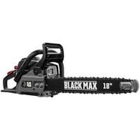 Black Max 38cc 2-Cycle Engine 18-inch Gas Chainsaw