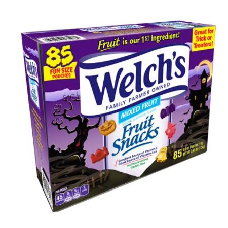 Product of Welch's Halloween Fruit Snacks, 85 pk./0.5 oz. [Biz Discount]