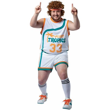 semi pro uniform plus adult halloween costume