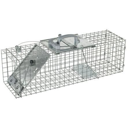 Havahart Cage Trap - Havahart Easy Set Small 1-Door Animal Trap