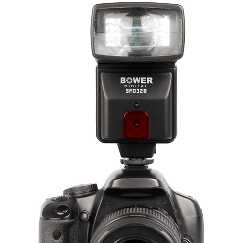 Digital Automatic Shoe-Mount Flash with Slave Mode for Canon, Minolta, Nikon, Olympus, Pentax, Sony and Samsung