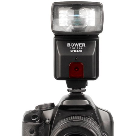 Digital Automatic Shoe Mount Flash With Slave Mode For Canon  Minolta  Nikon  Olympus  Pentax  Sony And Samsung