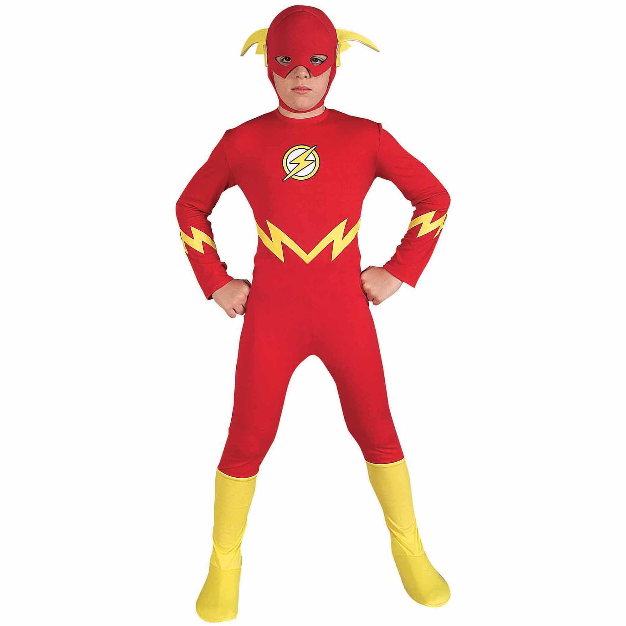 Flash Child Halloween Costume