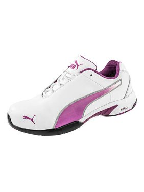 Free shipping. Product Image Puma Safety 642805 Low Cut Velocity Pink Safety  Toe Non Slip SD Heat Resistant 1ff7368d5