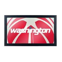 NBA Framed Logo Mirror - Fade - Washington Wizards