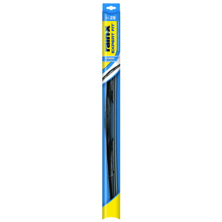 Rain-X Expert Fit Hybrid Windshield Wiper Blade, 28 Inch Refill Replacement H28 - 870028-1