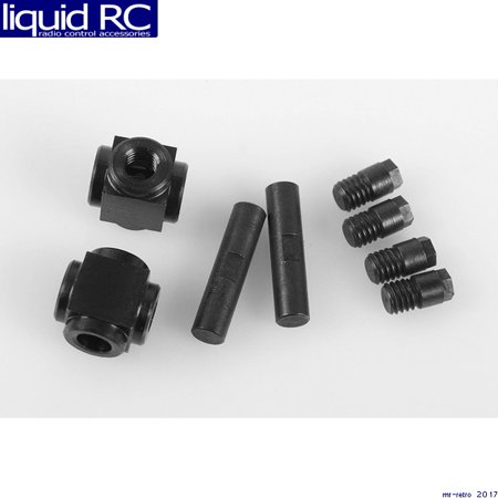 RC 4WD Z-S0888 RC4Z-S0888 Rebuild Kit : Super Punisher Shafts