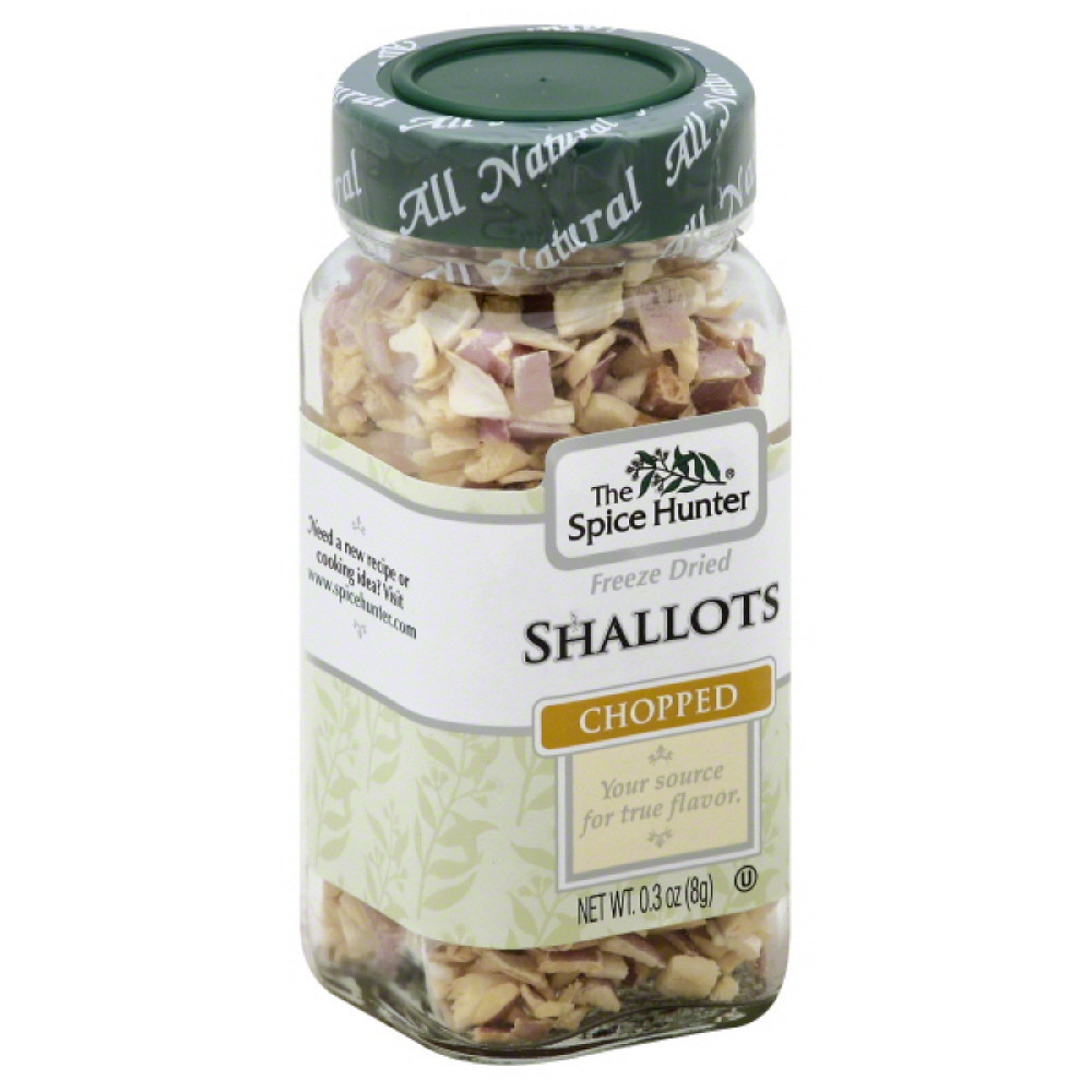 Spice Hunter Shallots, Freeze Dried, Chopped