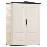 Rubbermaid 5 x 2 ft Small Vertical Storage Shed