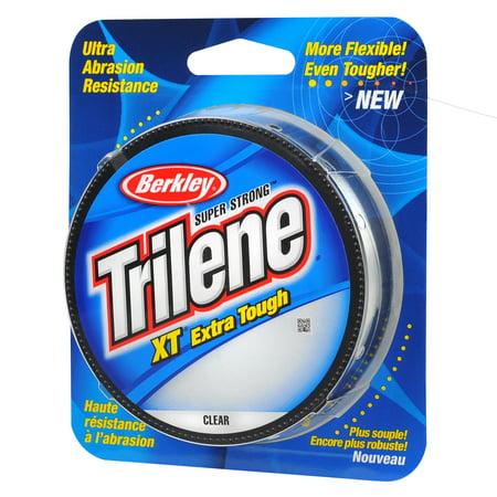 Berkley Trilene XT Monofilament Line Spool 330 Yards, 0.008