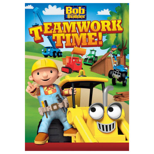 Bob The Builder: Teamwork Time (2012)