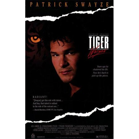 Posterazzi MOV210383 Tiger Warsaw Movie Poster - 11 x 17 in. - image 1 of 1
