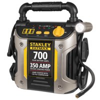 Deals on Stanley FatMax 700-Amp Peak Jump Starter with Compressor