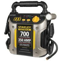STANLEY Fatmax 700/350 Amp Jump Starter with 120 Psi Compressor (J7CS)