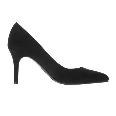Time and Tru Women's Point Toe Heel