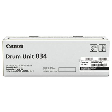 Canon 9458B001 (34) Drum Unit, Black