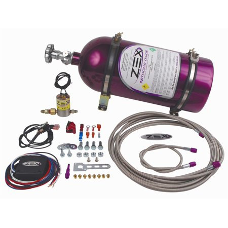 Zex 82028 Diesel Nitrous System Kit; Nitrous Oxide System ()