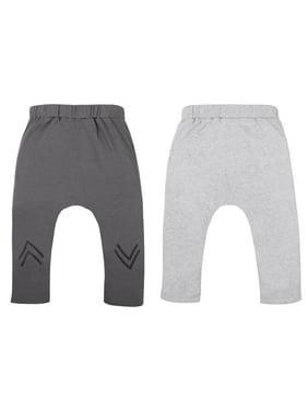 Pure Organic Pants, Leggings, Joggers, 2 Pack (Baby Boys)