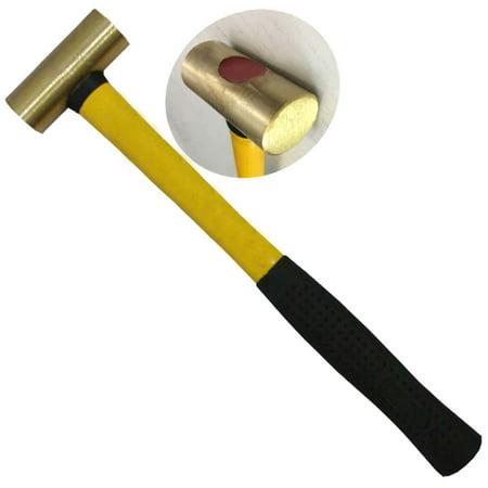 11 Inch Copper Head Hammer - 1