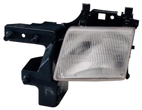 Partslink Number CH2502282 OE Replacement RAM PICKUP-RAM-1500 Headlight Assembly