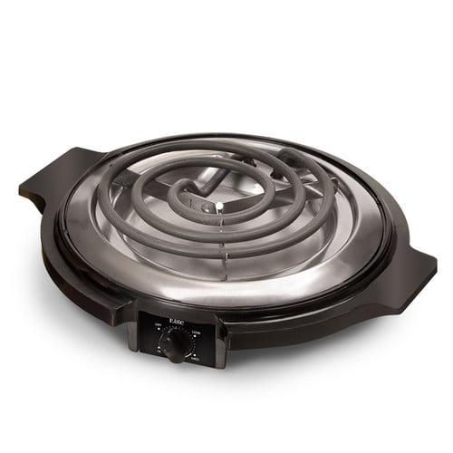 Elite Cuisine ESB-300X Single Burner Hot Plate