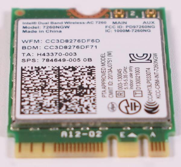 KI.WKN01.003 Acer Wireless Card ASPIRE C730E-C4BA CB3-531-C4A5-US