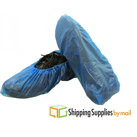 Disposable Plastic Shoe Covers Rooms Outdoors Waterproof Rain Boot Carpet Clean Hospital Overshoes Shoe Care 100 Pcs](Fluffy Boot Covers)